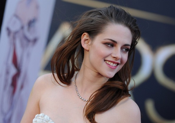 Kristen Stewart - Arrivals at the 85th Annual Academy Awards