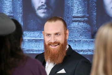 Kristofer Hivju Premiere of HBO's 'Game of Thrones' Season 6