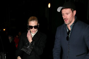 Kyle Newman Jaime King and Kyle Newman Enjoy a Night Out