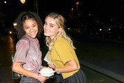 Kylee Russell and Meg Donnelly Photos Photo