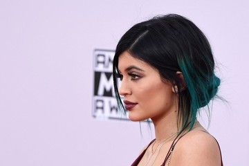 Kylie Jenner Arrivals at the American Music Awards
