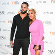 Meagan Good and Dijon Talton Photos