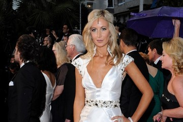 Lady Victoria Hervey Arrivals at the Cannes Opening Ceremony — Part 2