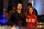 Lana Del Rey and Barrie James O'Neil Photos Photo