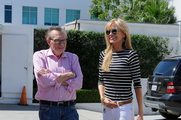 Larry King Shawn and Larry King Explore Beverly Hills