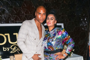 Laura Govan  Laura Govan Outside District by Hannah An in West Hollywood