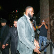 LeBron James LeBron James Outside Kevin Hart's Birthday Party At TAO In Hollywood