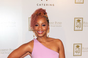 Anika Noni Rose is seen attending A Legacy of Changing Lives presented by The Fulfillment Fund held at The Ray Dolby Ballroom at Hollywood & Highland Center in Los Angeles, California.