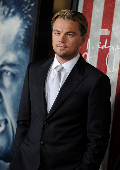 "Leonardo DiCaprio World Premiere of ""J. Edgar"" at the AFI FEST 2011 Opening Night Gala. Grauman's Chinese, Hollywood, CA.November 3, 2011."