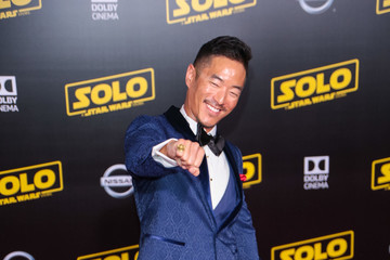 Leonardo Nam Premiere Of Disney Pictures and Lucasfilm's 'Solo: A Star Wars Story'