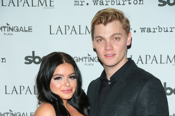 Levi Meaden Stars Attend the LaPalme Magazine Fall Cover Party