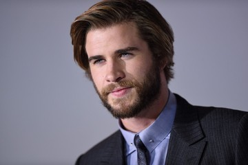 Liam Hemsworth 'The Hunger Games: Mockingjay, Part 1' LA Premiere