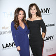 Lilly Melgar Celebrity Sightings at LANY Entertainment Holiday Party and Charity Event at Tiffany's On Vine