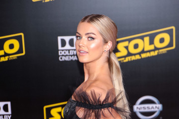 Lindsay Arnold Premiere Of Disney Pictures and Lucasfilm's 'Solo: A Star Wars Story'