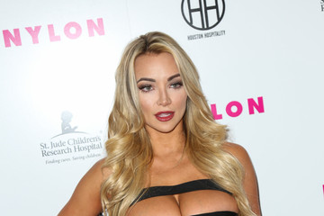 Lindsey Pelas NYLON Magazine Hosts Muses and Music Party