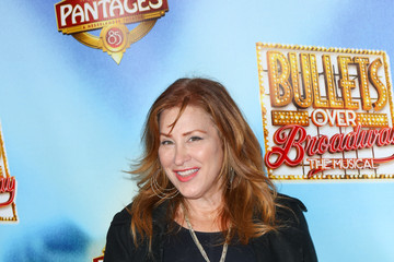 Lisa Ann Walter Celebrities Attend 'Bullets Over Broadway' Premiere