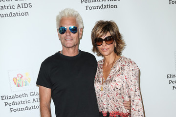 Lisa Rinna Elizabeth Glaser Pediatric AIDS Foundation 26th Annual 'A Time For Heroes Family Festival'
