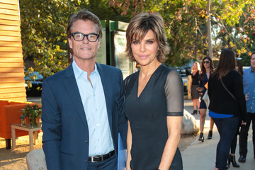 Lisa Rinna TreePeople's an Evening Under the Harvest Moon Charity Gala at TreePeople