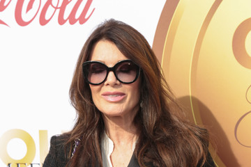 Lisa Vanderpump GOLD MEETS GOLDEN: The 5th Anniversary Refreshed by Coca-Cola, Globes Weekend Gets Sporty with Athletic Royalty