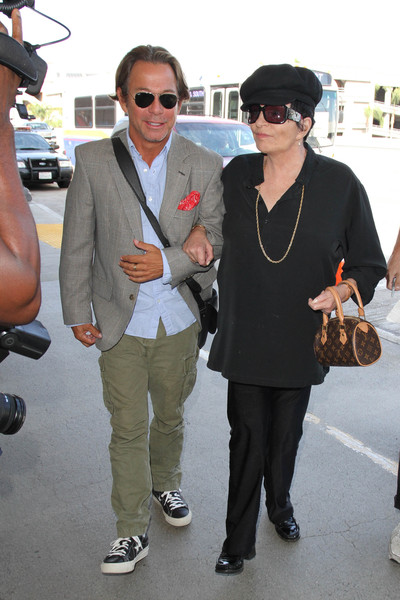 Liza Minnelli Is Seen at LAX