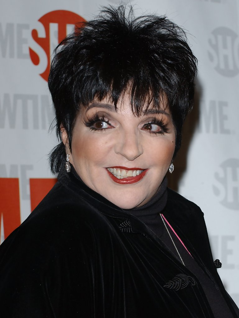 "Liza Minnelli Photos Photos - Liza with a ""Z"" - Zimbio"