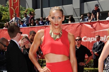 Lolo Jones Arrivals at the ESPYS