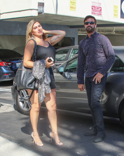 Lorenzo Lamas and Shawna Craig Go to the Doctor's Office