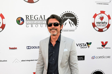 Lou Diamond Phillips 7th Annual Variety - The Children's Charity of Southern California Texas Hold 'Em Poker Tournament - Arrival