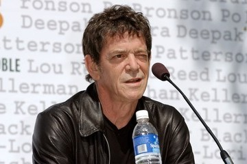 Lou Reed (FILE) In Profile: Lou Reed