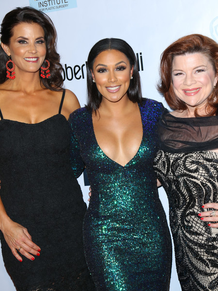 Celebrities Attend the 7th Annual Face Forward Gala