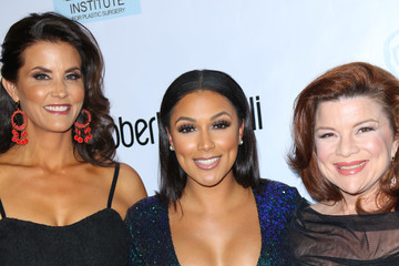 Lu Parker Renee Lawless Celebrities Attend the 7th Annual Face Forward Gala
