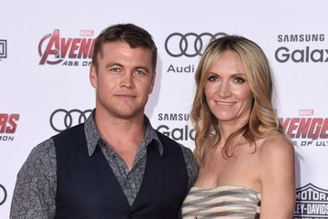Luke Hemsworth 'Avengers: Age of Ultron' World Premiere