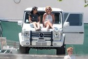 Britney Spears and Lynne Spears Photos Photo