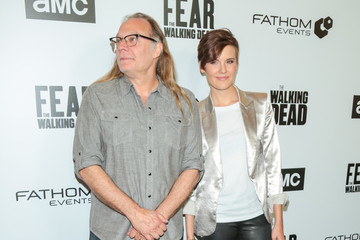 Maggie Grace Fathom Events And AMC's 'Survival Sunday: The Walking Dead and Fear The Walking Dead'