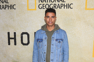 Mandela Van Peebles Premiere of National Geographic's 'The Long Road Home'