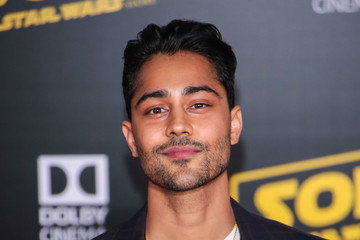 Manish Dayal Premiere Of Disney Pictures and Lucasfilm's 'Solo: A Star Wars Story'