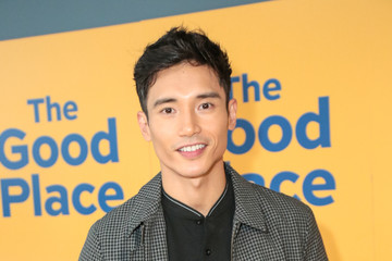 Manny Jacinto Universal Television's FYC @ UCB - 'The Good Place'