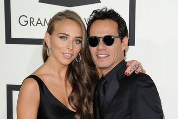 Marc Anthony Arrivals at the Grammy Awards