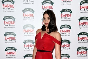 Margot Robbie Jameson Empire Film Awards 2014