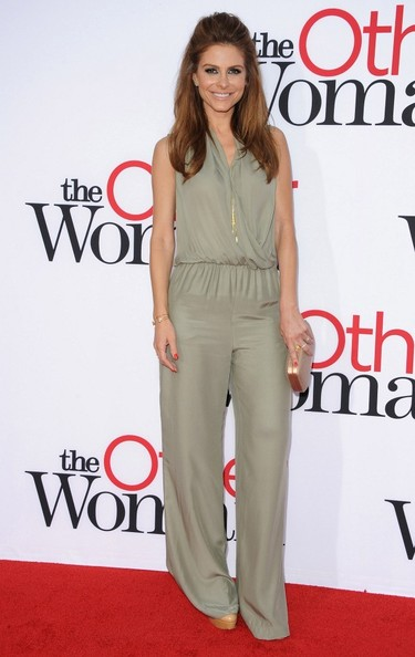 Maria Menounos - 'The Other Woman' Premieres in LA