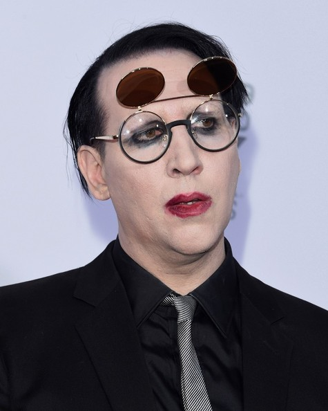 Marilyn Manson Photos Sons Of Anarchy Premiere 298 Of 1103