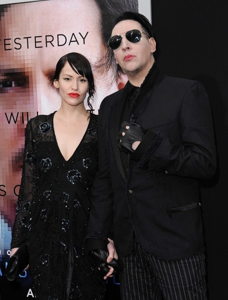 Marilyn Manson Photos Transcendence Premieres In La 346 Of