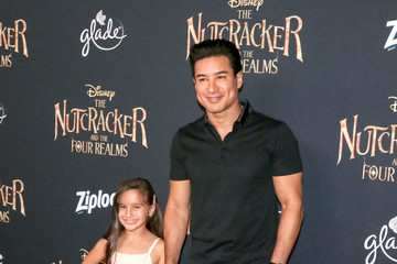 Mario Lopez Premiere Of Disney's 'The Nutcracker And The Four Realms'
