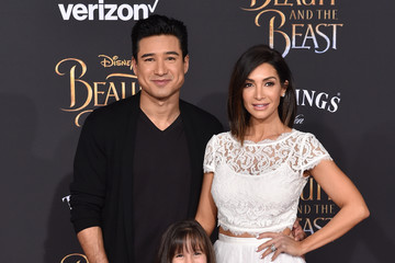 Mario Lopez 'Beauty and the Beast' World Premiere