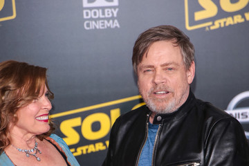 Mark Hamill Premiere Of Disney Pictures and Lucasfilm's 'Solo: A Star Wars Story'