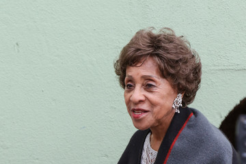 Marla Gibbs Celebrity Sightings Outside the Hollywood Museum Oscar Viewing Party