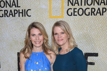 Martha Raddatz Premiere of National Geographic's 'The Long Road Home'