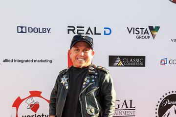 Martin Klebba 7th Annual Variety - The Children's Charity of Southern California Texas Hold 'Em Poker Tournament - Arrival