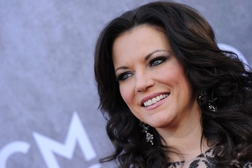 Martina McBride Arrivals at the Academy of Country Music Awards