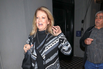 Mary Hart Mary Hart At Craig's Restaurant In West Hollywood